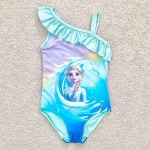 H&M Frozen Elsa bathing suit